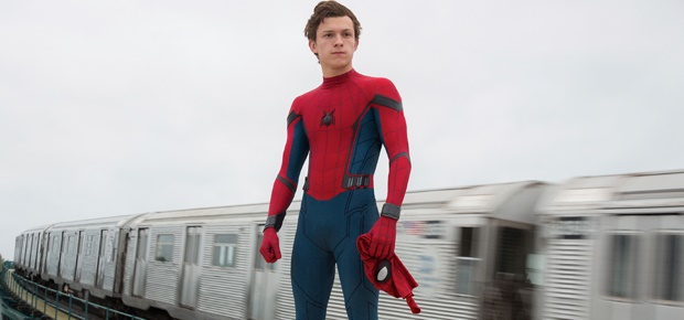Tom Holland in Spider-Man: Homecoming. (AP)