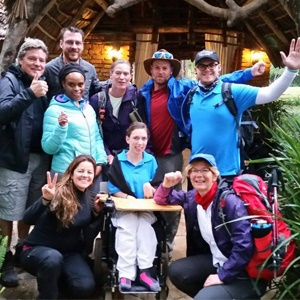 chaeli mycroft summits kilimanjaro