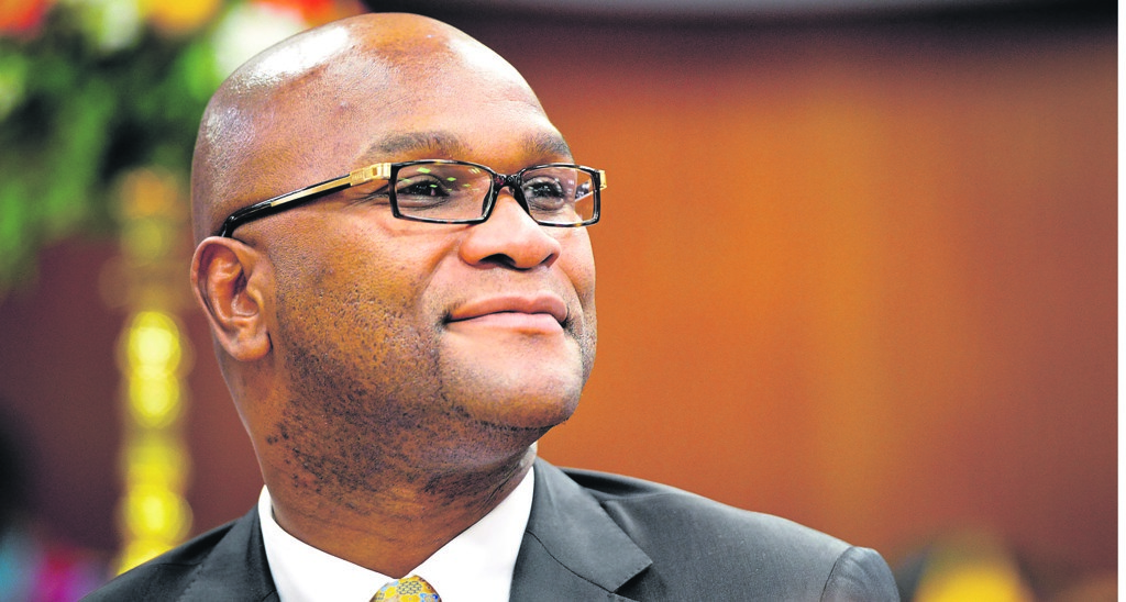 : Arts and Culture Minister, Nathi Mthethwa, will launch the Debut Fund Programme for emerging artists tomorrow at the Nangoza Jebe Community Hall in New Brighton. photo: herman verwey