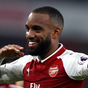 Alexandre Lacazette.(Getty Images)