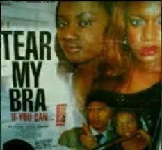tear my bra if you can