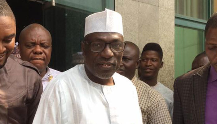 Ahmed Makarfi the new chairman of pdp