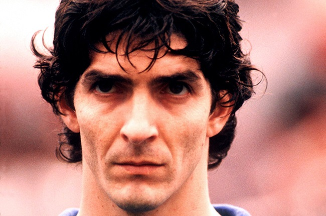 Paolo Rossi. (Photo by Peter Robinson/EMPICS via Getty Images)