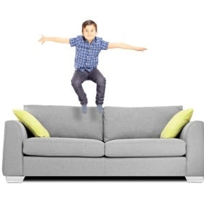 High energy levels could be mistaken for ADHD. (iStock)