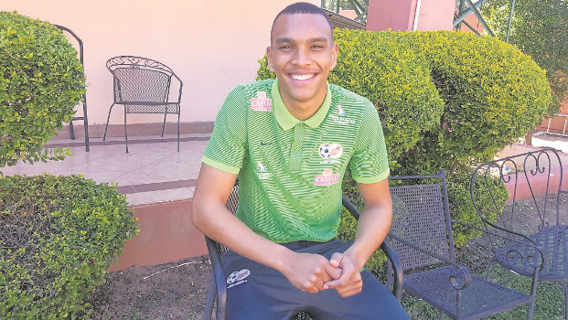 PMB-born Kaizer Chiefs star Ryan Moon is proof that the sky really is the limit after netting a goal on his Bafana Bafana debut at just 20 years old.