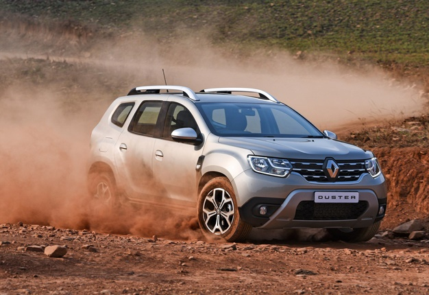 Renault Duster 1.5 dci 4WD