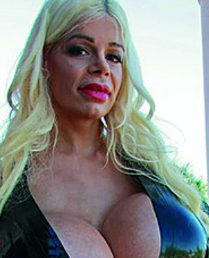 German glamour model Martina Big has decided to become a black woman and vows that she will get darker and darker.