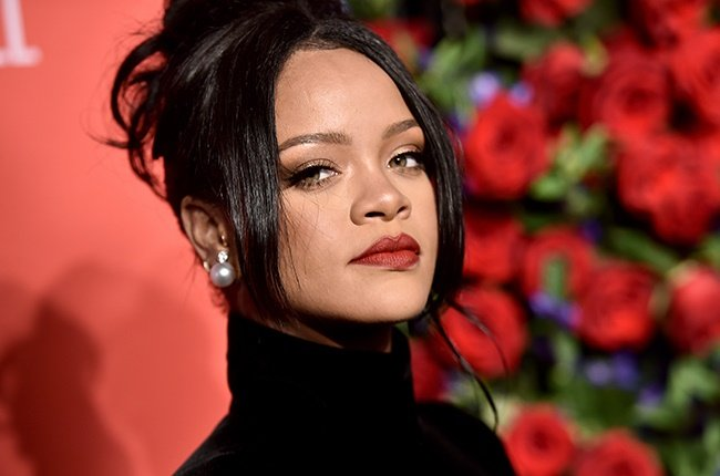 Rihanna Injured in Scooter Accident