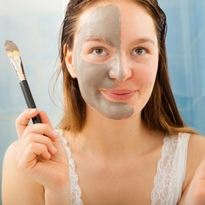Think, that Facial care process