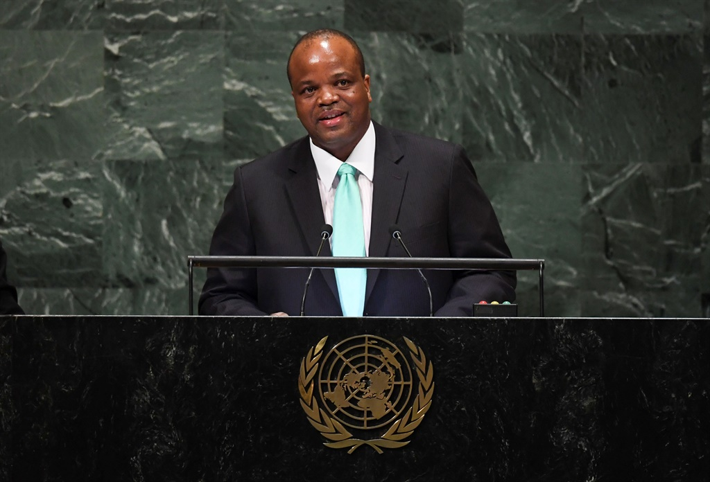 Eswatini government denies King Mswati III ordered treason arrests - News24