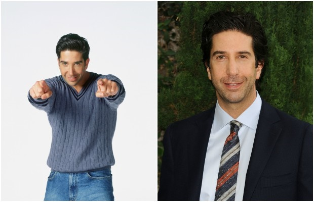Friends cast then and now: You won't believe how they've changed
