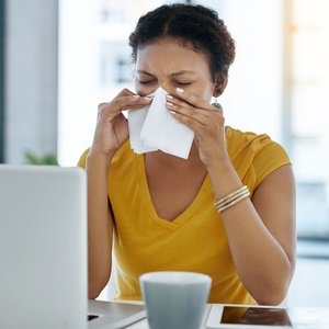 sinus causes brain fog