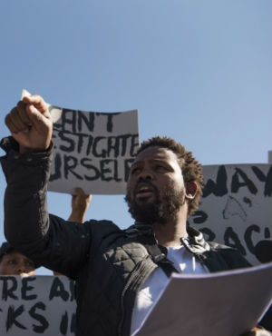 Black First Land First leader Andile Mngxitama. (Gallo Images)