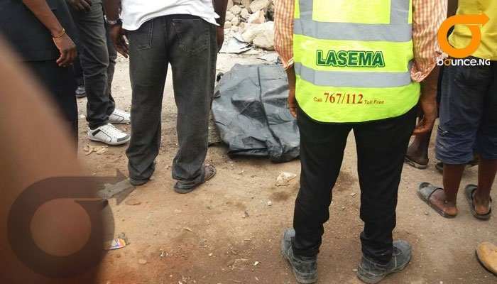 Lagos 4-story building collapse