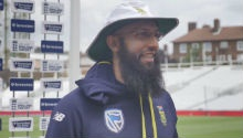Amla returns to the English ground where he made history