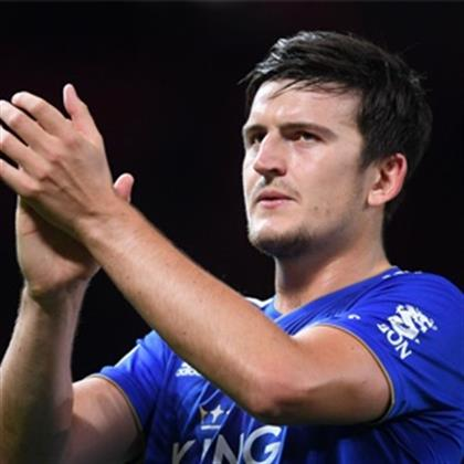 Man United agree world-record £80 million Maguire fee with Leicester City