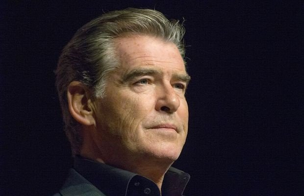 Pierce Brosnan is a celebrity who had Bell's Palsy