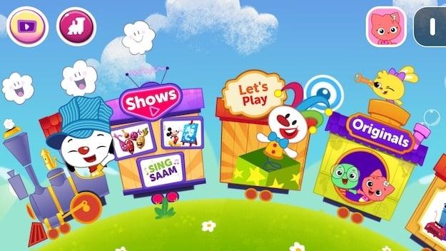 PlayKids app
