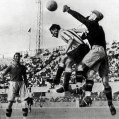 The 1934 World Cup was a physical affair. (FIFA)