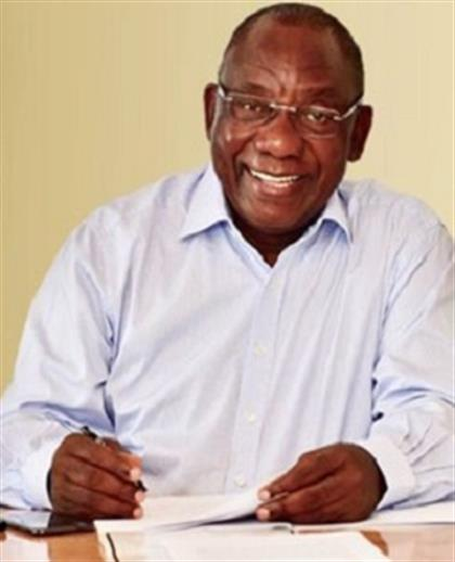 In his first newsletter to the nation, Ramaphosa stresses need for growth plan
