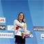 Belmonte adds 200m fly world title to Olympic gold