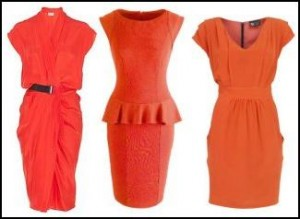 orange-tangerine-dresses