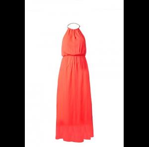 orange maxi dress R149.99