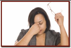 black-woman-stress