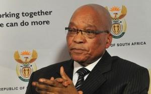 Jacob+Zuma+