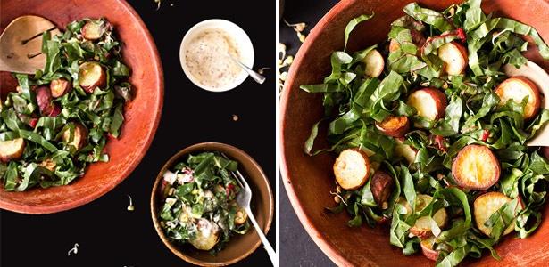 recipes, salad, vegetarian