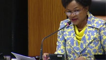 Mbete as ANC chair 'problematic conflict of interest'