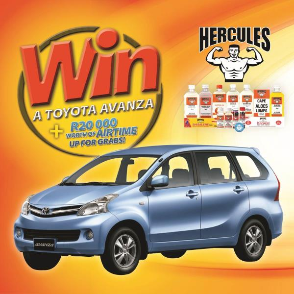 Win a car with Move! And Hercules   News24