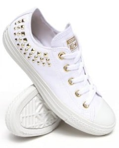 White-Converse-Women-Chuck-Taylor-Canvas-Studs-All-Star-Sneakers