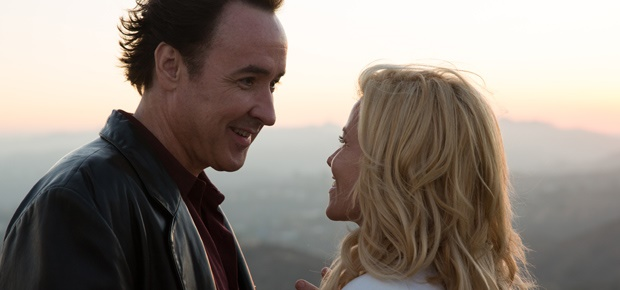 John Cusack and Elizabeth Banks in Love & Mercy (Photo supplied)