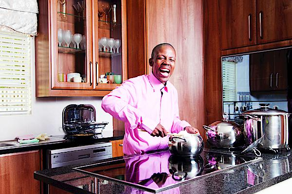 At Home With Pastor Mboro News24