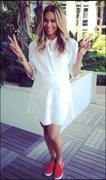 Ciara Preggie