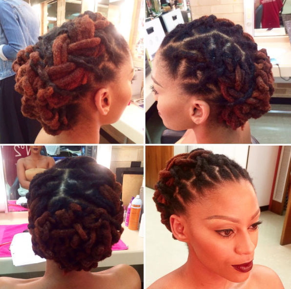 Celebs With Gorgeous Locs