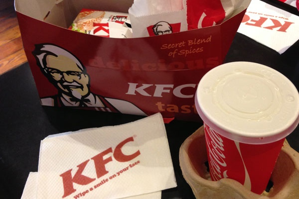 KFC is the latest brand to be on the receiving end of social media outrage. (Duncan Alfreds, Fin24)