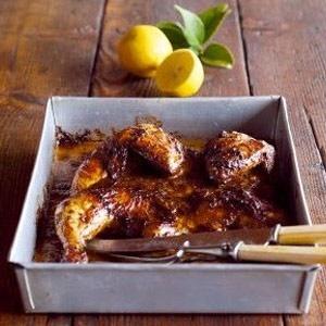 recipe, chicken, roast