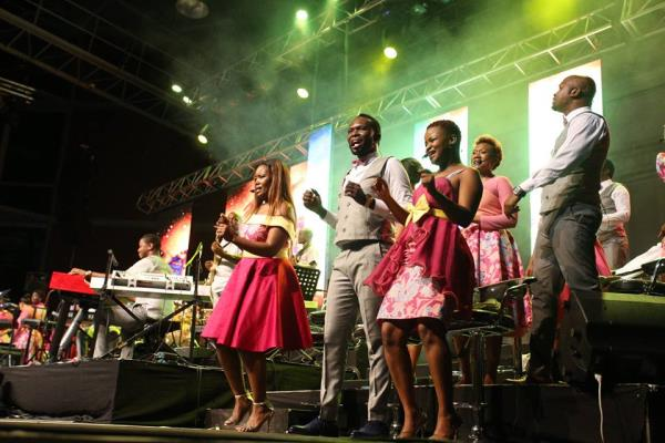 Joyous Celebration in Kimberly   News24