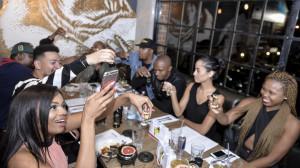 Congratulatory Drinks