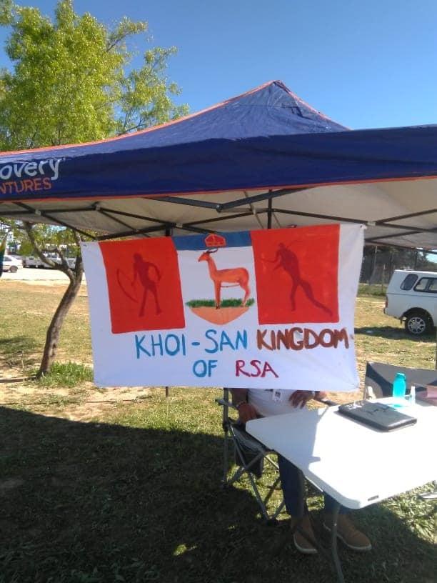 Khoi San Kingdom RSA