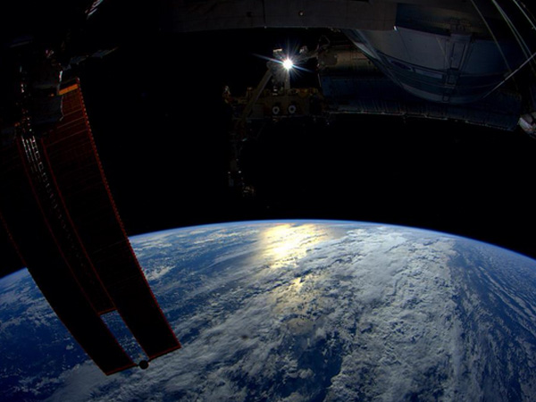 You'll be able to see the International Space Station in the