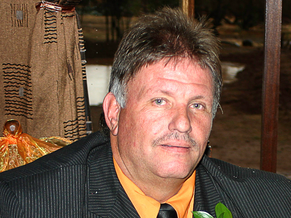 Johan Kotze was given two life sentences for the murder of his stepson Conrad Bonette and the rape of Ina Bonette and 25 years for kidnapping and assault.