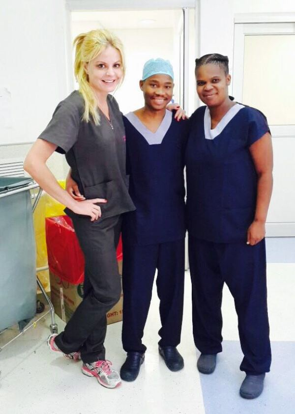 Joburg plastic surgeon gives hope to women who can't afford