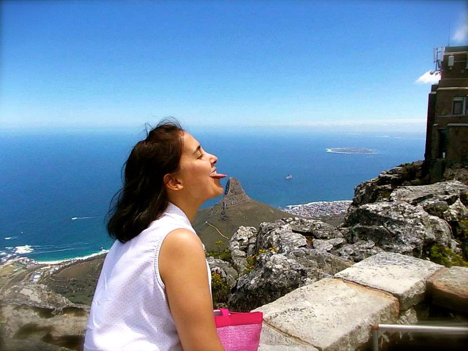 Cape-Town view