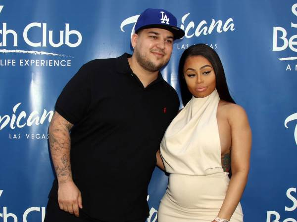 Blac Chyna quizzes Rob about other women in fiery reality