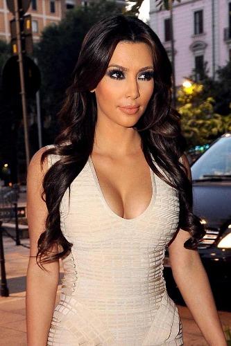 Kim Denies Weight Loss Surgery News24