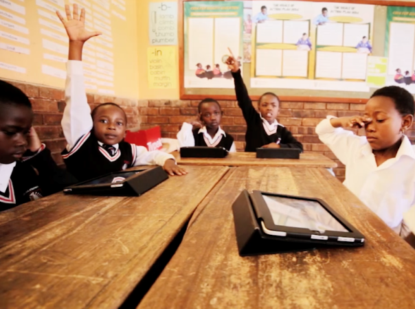 But of all the changes that iPad brought to this school's classrooms, the improvements in enrollment, class attendance, numeracy and literacy have been the biggest triumphs.