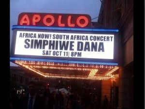 Simphiwe Dana will performing in New York this coming Saturday. PHOTO: Twitter